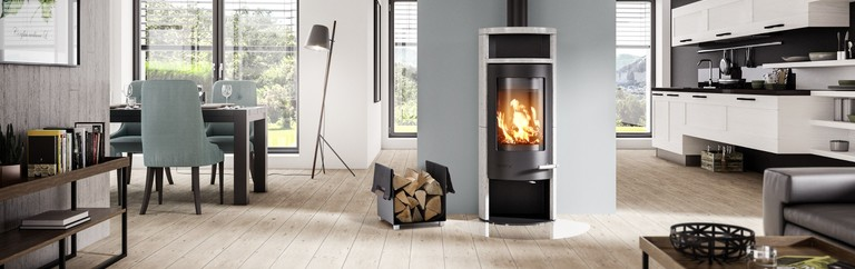 Aprica 2, wood stove - DROOF